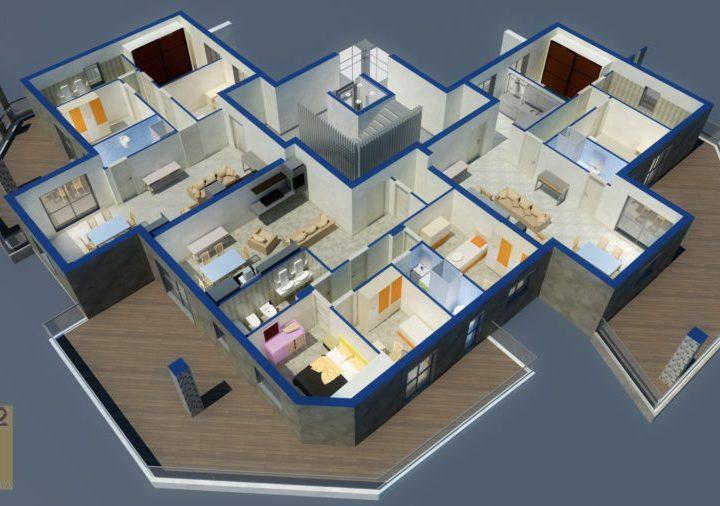 Appartamento 91/92 mq Tipo 2